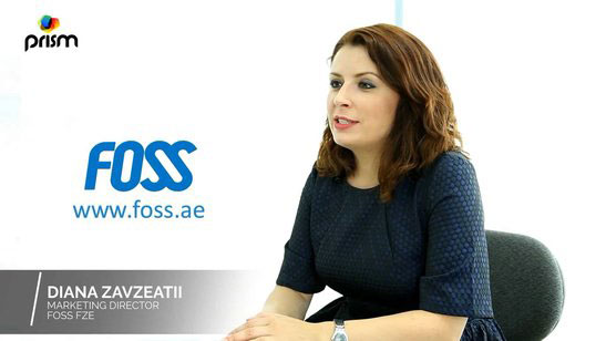 Foss Recommends Prism Digital as Top 10 Website Design Company in Dubai